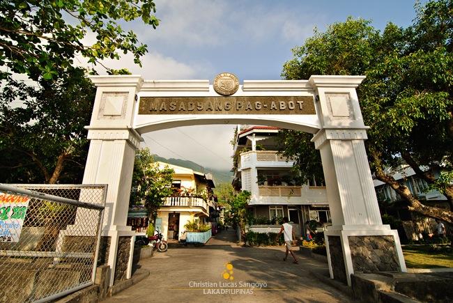 Poblacion's Welcome Arch