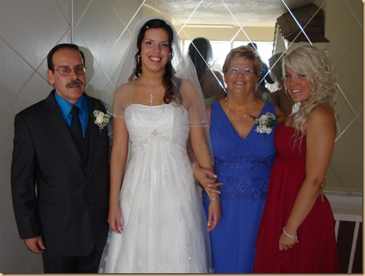 My Wedding Day =)