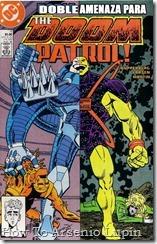 P00014 - Doom Patrol v2 #11
