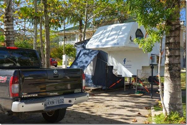 Camper Duaron Hard Top mais Frontier 2.8 Diesel 4x4 9