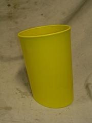 Enzo Mari In Attesa, yellow