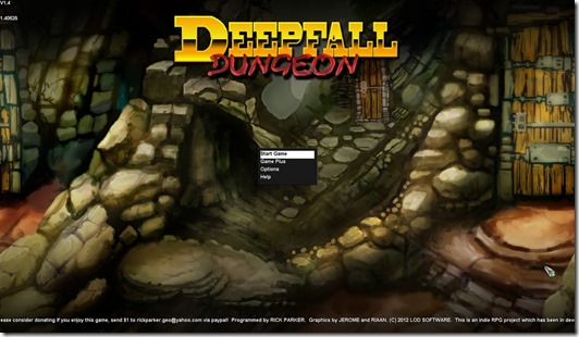 Deepfall_Dungeon free indie game (1)
