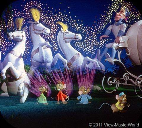 View-Master Walt Disneys Cinderella (B318), Scene 9