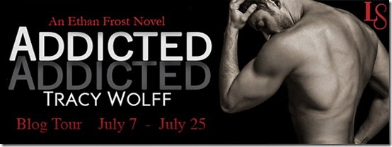 Addicted Blog Tour Banner
