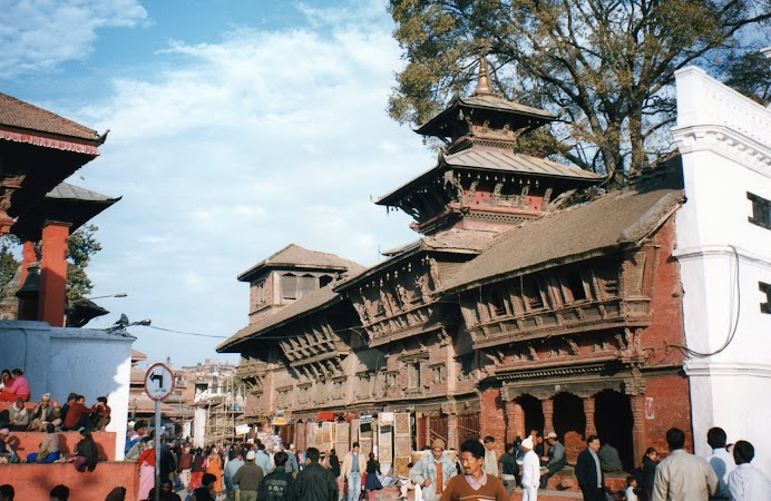 Obiective turistice: Durbar Square Kathmandu