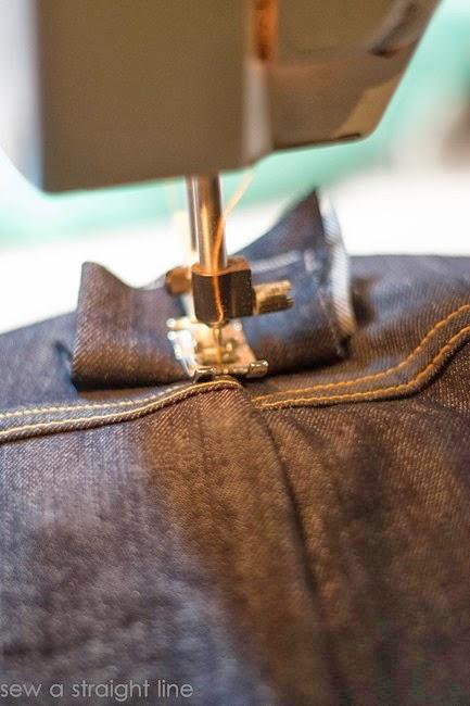 pockets flat felled seams jeans sew along sew a straight line-11