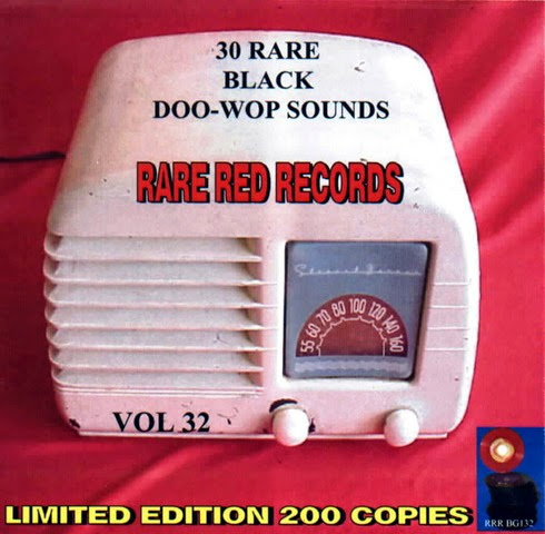 Rare Black Doo-Wop Sounds Vol. 32 - 31 - Front