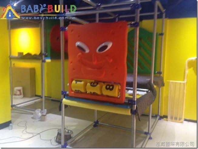 BabyBuild 室內3D泡管兒童遊具組裝施工