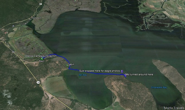 odessa route