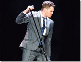 michael buble en Monterrey