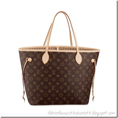 Louis-Vuitton-Neverfull-MM-Totes-M40156