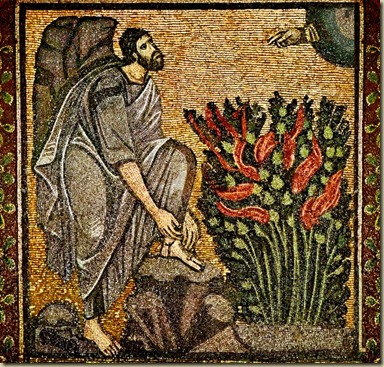 Moses_Burning_Bush_Bysantine_Mosaic