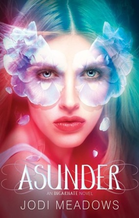 jodi meadows, asunder, awesome cover, incarnate, young adult fantasy, dragons, sylf