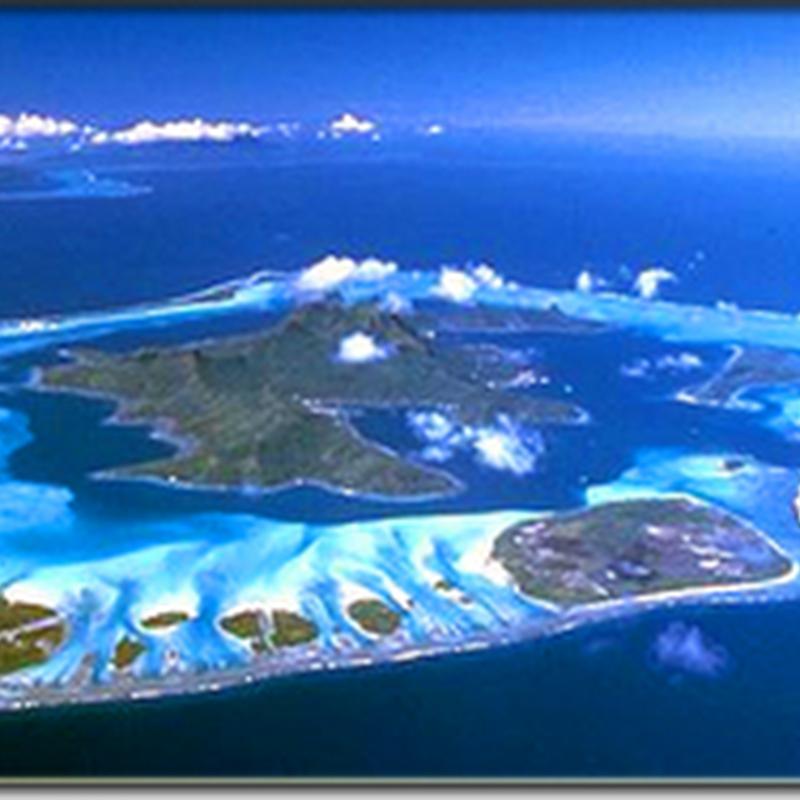 Blog umpama sebuah pulau ..