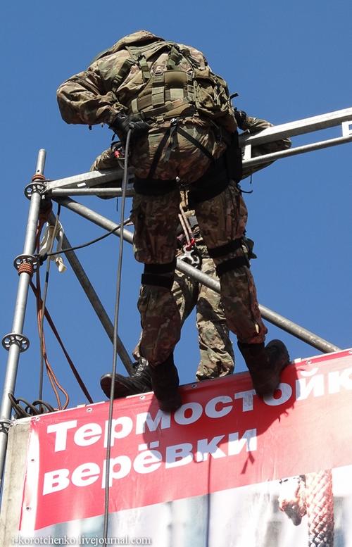 Инновации для спецназа и российский экзоскелет