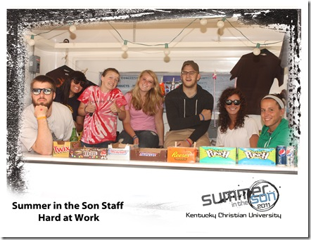 Summer in the Son Staff copy