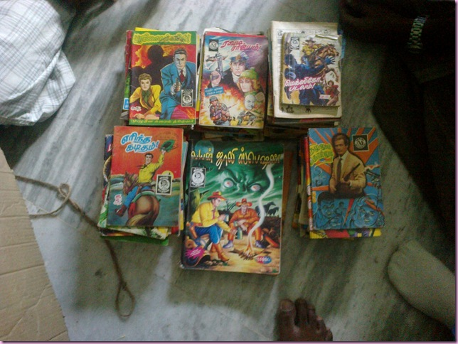 Nitharsun Books Comics 03