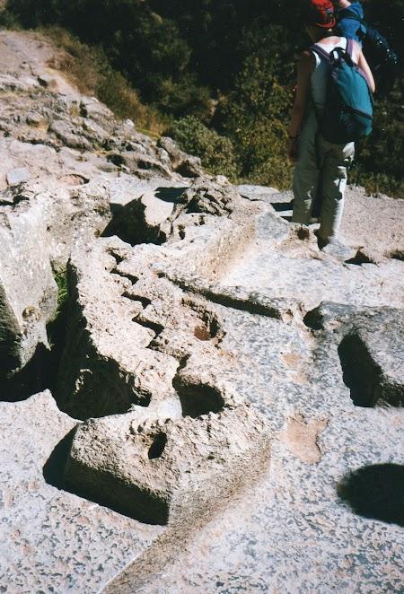 Qenko, loc de sacrificiu langa Cuzco: Sange sau alcool a curs pe aici
