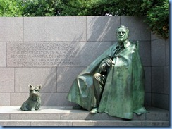 1610 Washington, D.C. - Franklin D. Roosevelt Memorial