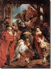 Rubens - adoracion