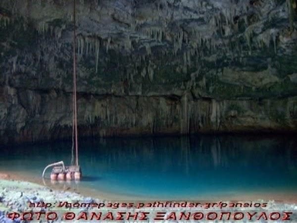 Στο κοινό δίνεται σε δύο χρόνια περίπου το σπήλαιο Αγγαλάκι, στα Πουλάτα της Σάμης.