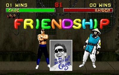 MK friendship