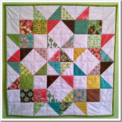 Moda Love quilt Botony fabric
