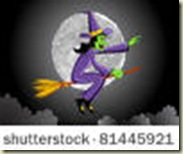 Clipart_green_skinned_witch_flying_on_broomstick_in_sky_vector_illustration_110919-171157-727001
