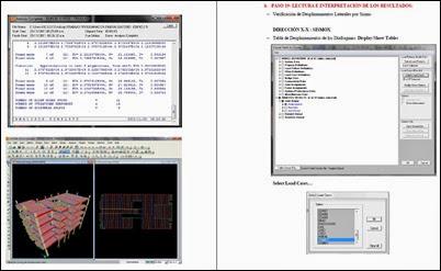modelamiento SAP2000