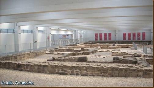 Villa romana de las Musas - Vista general