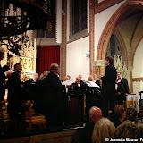 Volkskerstzang 2014 in Katholieke kerk Oude Pekela - Foto's Simon Koster en Jeannette Ritzema
