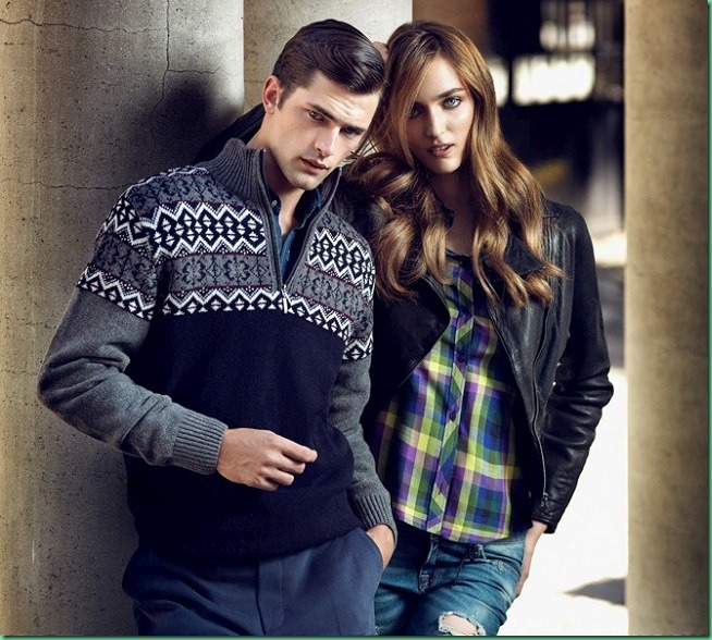Sean O'Pry & Ollie Edwards for Sarar FW 2013 – Part II