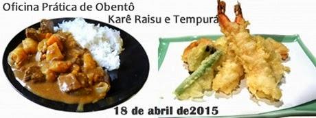 oficina kare e tempura