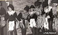 14.10.1978.  De Arabieren en de indianen komen op bezoek bij koning Jan (2)