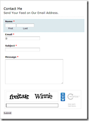 Contact Form With File Upload Option