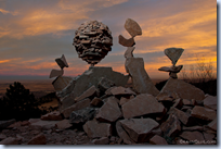 Balanced Rock Sculptures