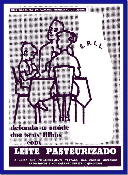 leite pasteurizado cpll