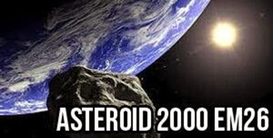 Asteroide 2000 EM 26