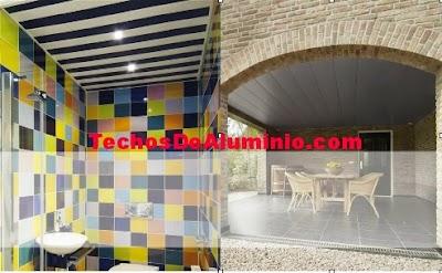 Techo metalico Hospitalet De Llobregat
