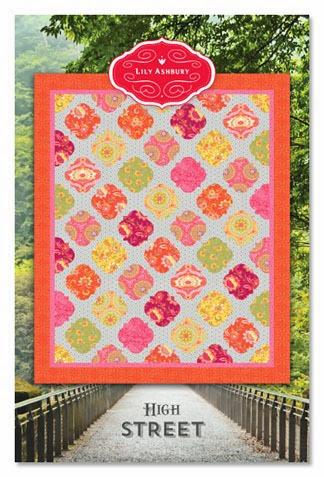 High Street quilt