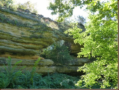 Natural Bridge WI