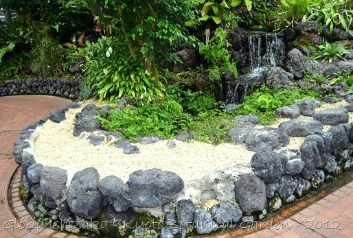 Glória Ishizaka -   Kyoto Botanical Garden 2012 - 16