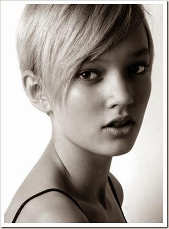 model rambut pendek untuk muka bulat