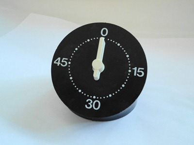 Pio Manzu kitchen timer