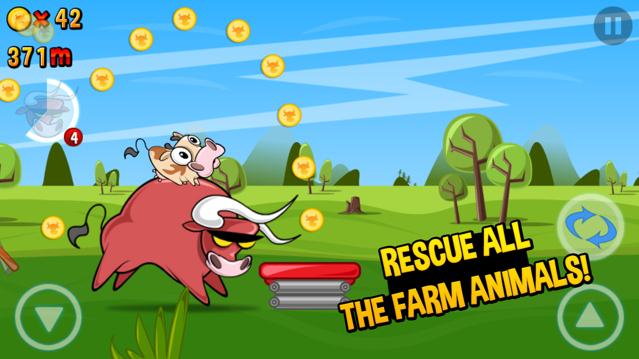Run Cow Run Screenshot 12