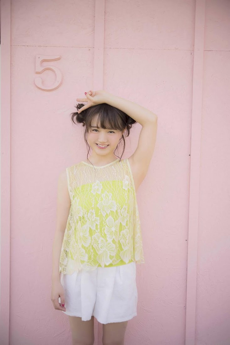 [YS Web] 2018-07-04 Vol.809 Yuka Ozaki 尾崎由香 「ほ?くは たた? きみと」···2nd week ys-web 09020