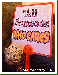 Tell Someone Who Cares!