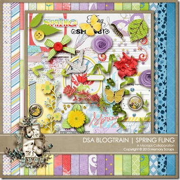 scrapbook free kit