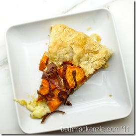 sweet potato tart7