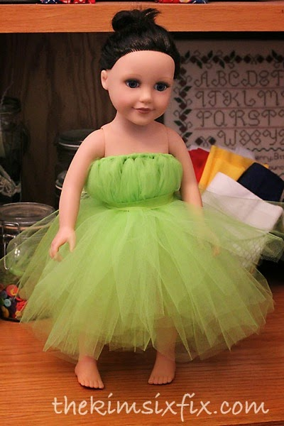 Tutu Dress tutorial
